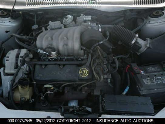 96 97 Ford Taurus Engine 3 0l Vin U 8th Digit Ohv Vulcan