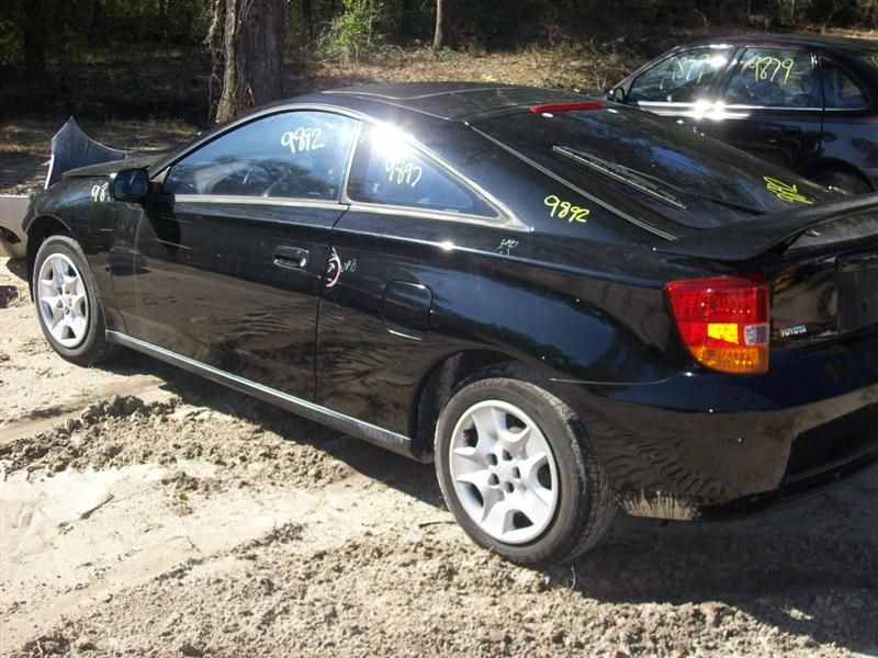 2002 Toyota Celica Interior Speedometer Head Cluster Mph Cluster Only Gt At Abs Or Cruise