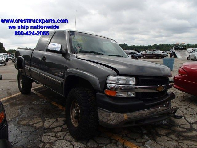 Chevrolet Accessories Hutchinson >> 2006 Chevrolet Truck Silverado 3500 Pickup Engine Accessories Power Steering Pump Motor 6 6L ...