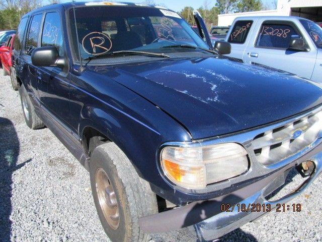 1997 Ford Explorer Suspension