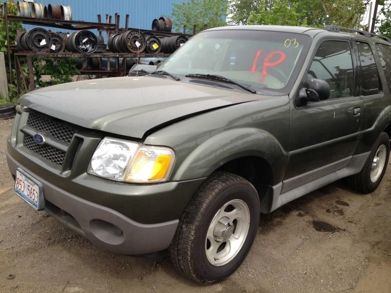 2001 ford explorer suspension-steering explorer spindle knuckle  front |  515 MIL210K,5LUG,RWD,ABS,LH