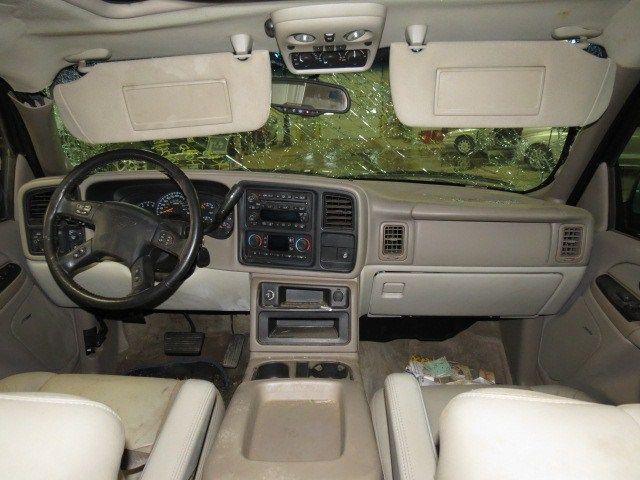 Used 2005 gmc truck yukon xl 1500 interior seat front right bucke for Chevrolet suburban interior parts