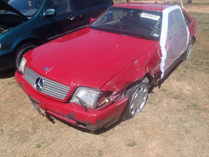Used 1995 mercedes benz c280 suspension steering upper for Mercedes benz 1995 c280 parts