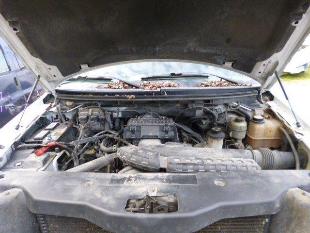 used 2005 ford ford f150 pickup engine oil pan 8 330 5 4l 3v part. Black Bedroom Furniture Sets. Home Design Ideas