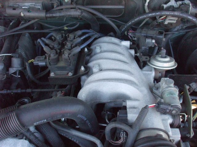 Used 1997 Ford Taurus Engine Timing Cover 6 183 3 0l Exc