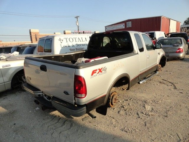 2003 ford truck ford f150 pickup transmission transmission transaxle a t   8 330  5 4l   4r70w  std load   4x4  id 1l3p ja 400 AOD,5.4,CHECK ID