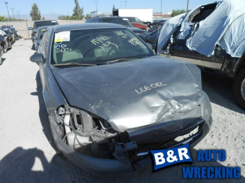 2006 chevrolet impala rear-body impala quarter panel assembly |  160 RH,PW,4DR,3.5,5D1