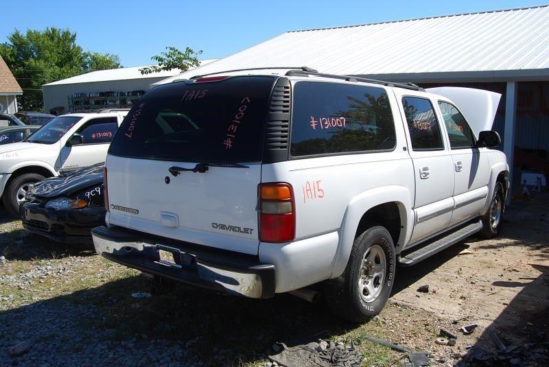used 2001 chevrolet truck suburban 1500 rear body quarter 2001 chevy suburban rear axle parts