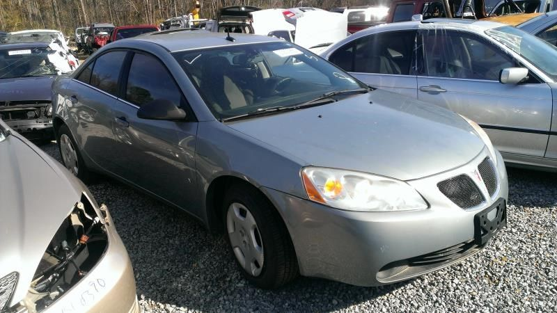 Used 2008 Pontiac G6 Cooling And Heating Coolant Reservoir