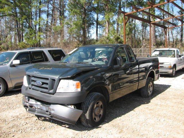 2004 ford truck f150 interior f150 seat  front |  202 RH,GRY,CLTH,MAN,REG,XL,COND B