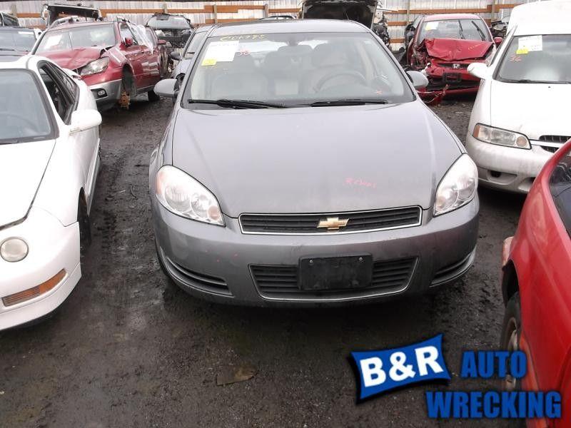 2006 chevrolet impala rear-body impala quarter panel assembly |  160 RH,4DR,GRY,5P2,4L.5