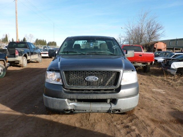 2004 ford truck f150 front-body f150 headlamp assembly |  114 COMPL. ASSY,ROCK CHIPS,SLITE FADING