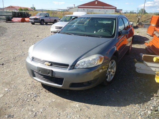 2006 chevrolet impala rear-body impala quarter panel assembly |  160 GRY,LT,0D3,RP