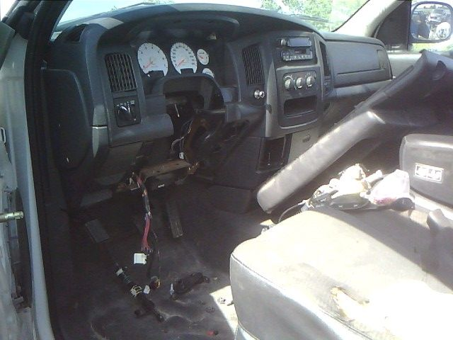 2004 Dodge Truck Dodge 3500 Pickup Interior 257