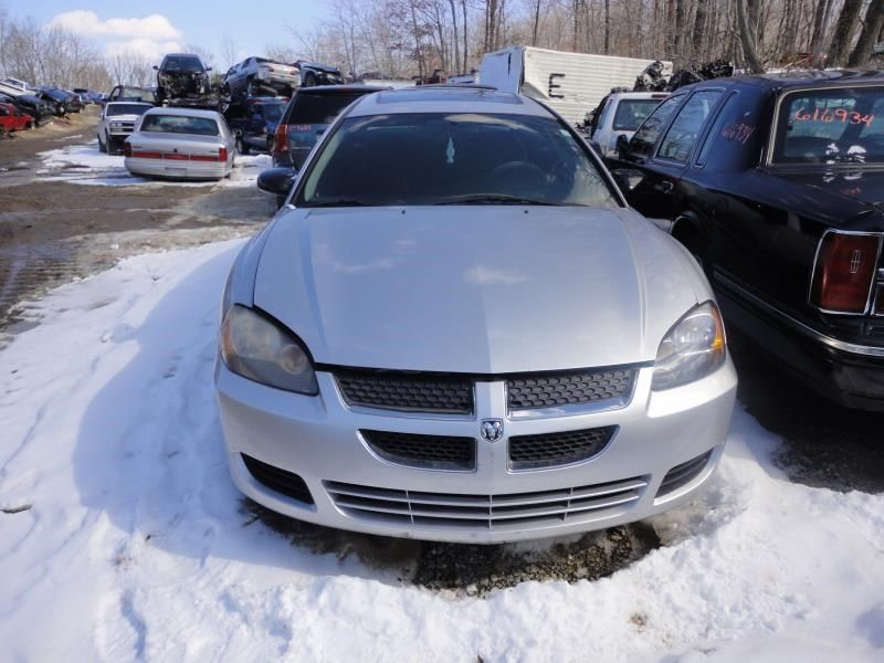 2004 dodge stratus front-body stratus front  clip  assembly 100 SILVER,2DR,SXT,MT,FWD