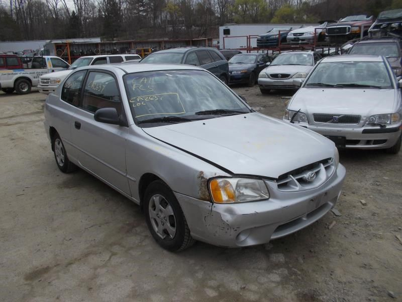 2000 hyundai accent engine accent engine assembly 300 CORE TAPPS