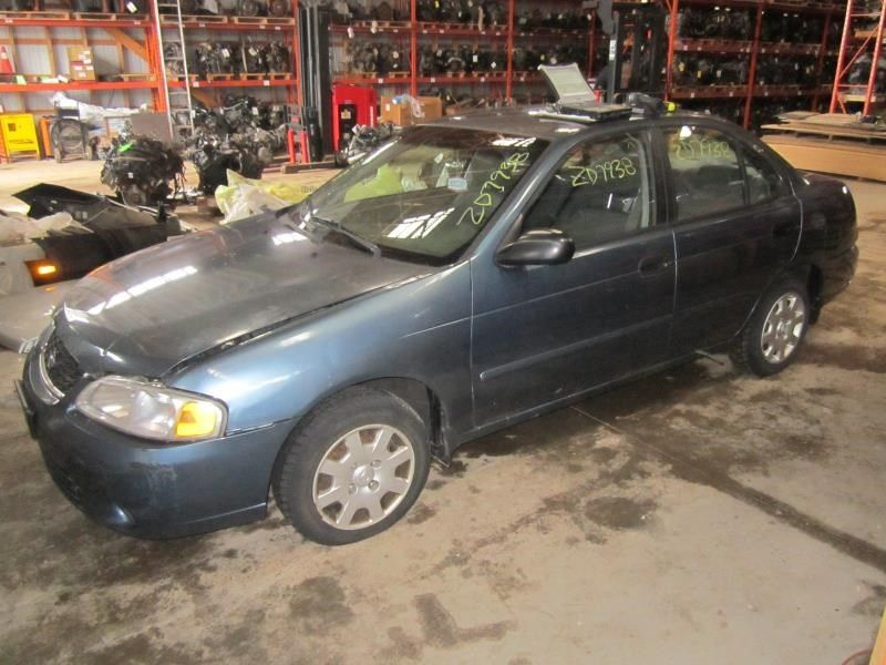2000 nissan sentra engine-accessories sentra fuel pump |  323 1.8L,XE PUMP&SENDER,TESTED GOOD