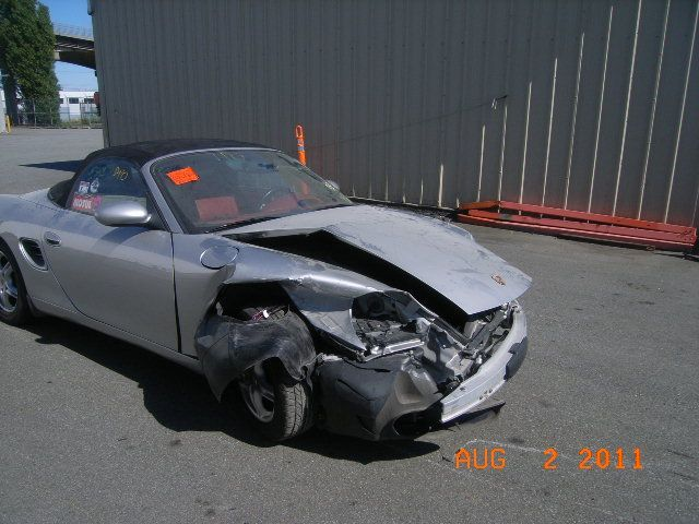 2002 porsche boxster suspension-steering suspension crossmember k frame rear  suspension   477 2DR,RWD,2.7DOHC,REAR,SUSP