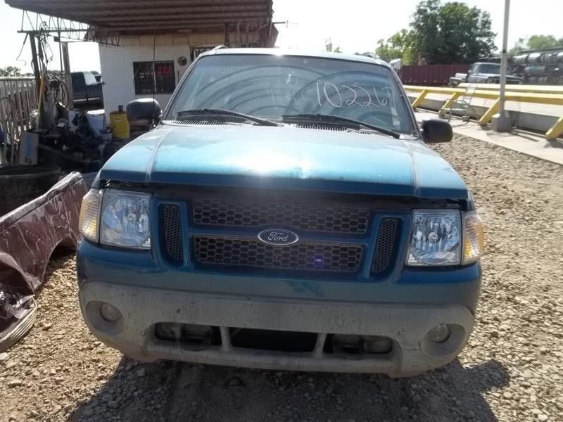 2001 ford explorer suspension-steering explorer spindle knuckle  front |  515 06/00,COL,ABS