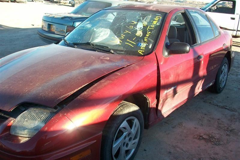 Used 2000 Pontiac Sunfire Rear Body Sunfire Decklid Tailgate Part