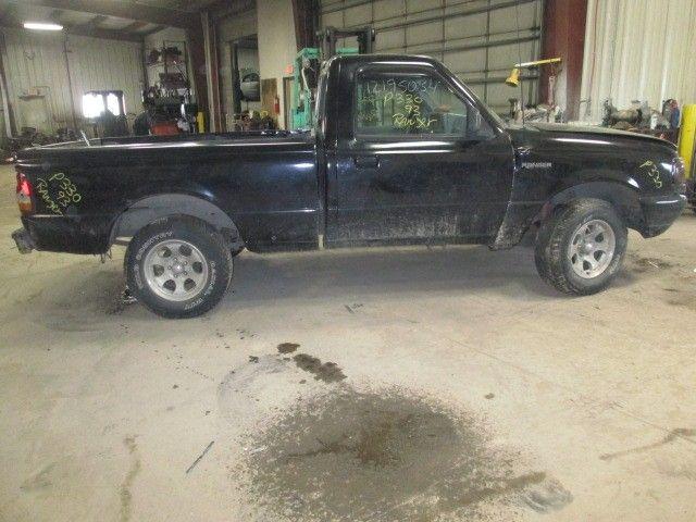1990 ford truck bronco-ii suspension-steering bronco ii steering column |  238 BLK,5SP,W/KEY,BAG WAS GOOD