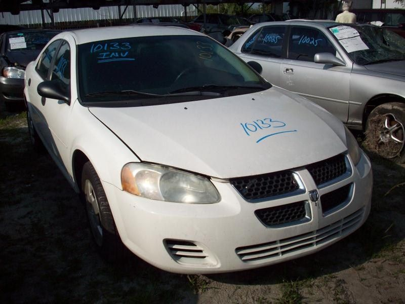 2004 dodge stratus front-body stratus front  clip  assembly |  100 WHT,2.4-AT C-NOTES