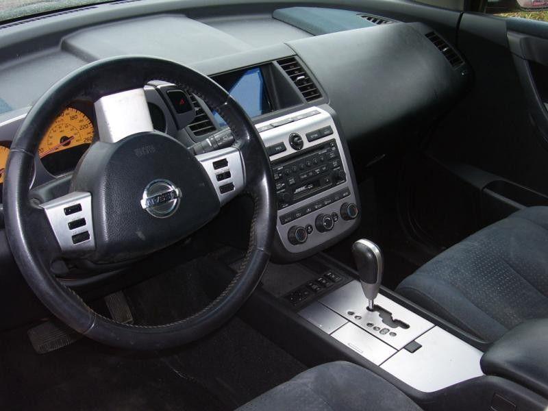 Used 2003 Nissan Murano Transmission Transfer Case
