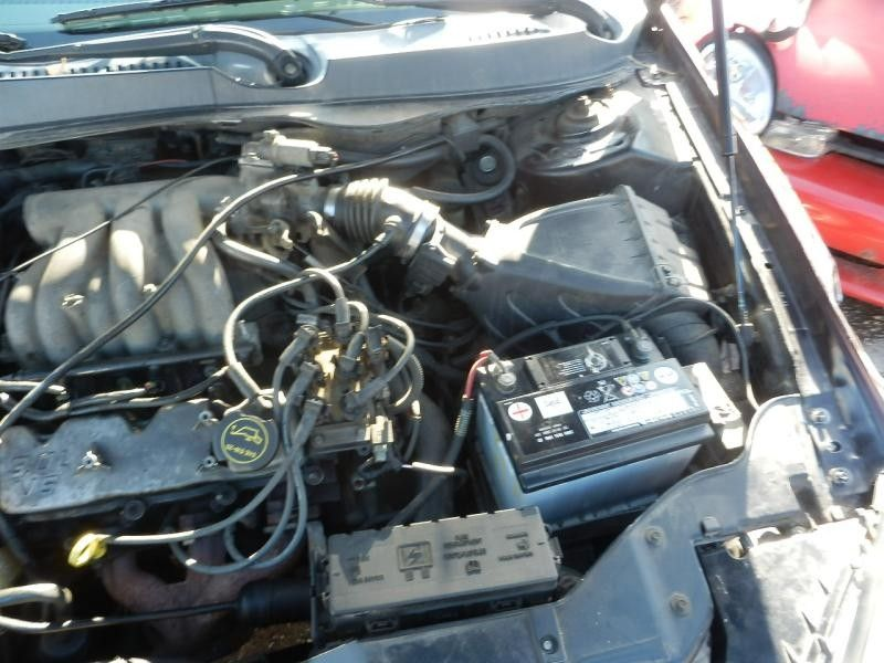 2000 ford taurus engine engine assembly  3 0l   vin 2  8th digit  ohv  vulcan  flex fuel  |  300 MRN,3.0L,AT,MFI