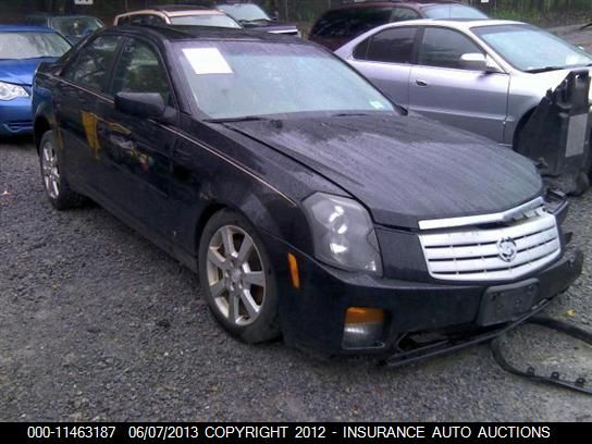 2003 cadillac cts suspension-steering cts spindle knuckle front 515 RH,3-06