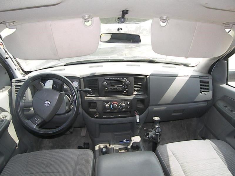 Used 2007 Dodge Truck Dodge 2500 Pickup Interior Front Seat Belts