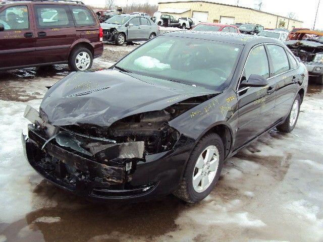 2006 chevrolet impala rear-body impala quarter panel assembly |  160 RH,BLK,4DR,000