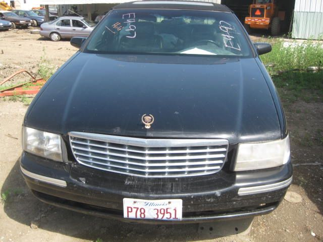 1999 cadillac deville lights headlamp assembly right  |  114