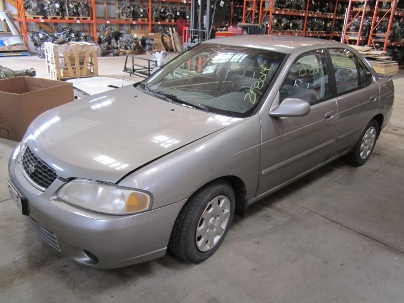 2000 nissan sentra engine-accessories sentra fuel pump |  323 1.8L,GXE PUMP & SENDER,TESTED GOOD
