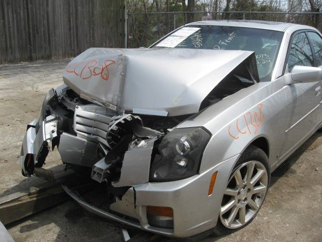 2003 cadillac cts suspension-steering cts spindle knuckle  front |  515 RH,10/05,ABS