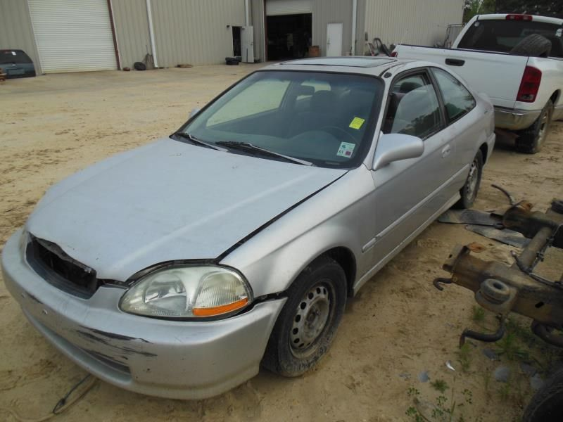 Used 1997 honda civic front body wiper transmission w o for 1997 honda civic window problems