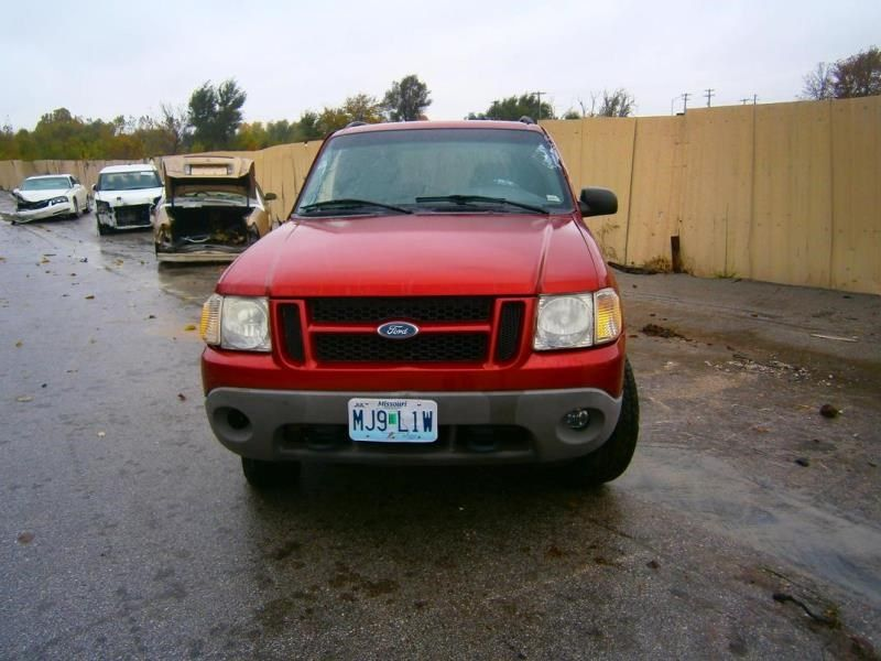 2001 ford explorer suspension-steering explorer spindle knuckle  front |  515 SPORT,4.0L,4X4