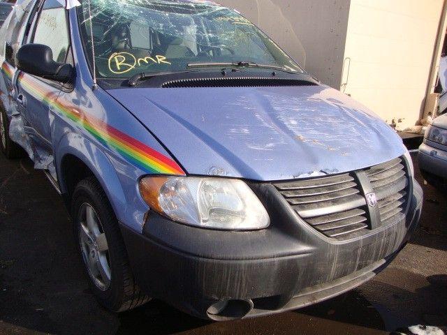 2005 dodge truck caravan entertainment radio audio recvr  sat |  638 SAT.BOX  5064074AC