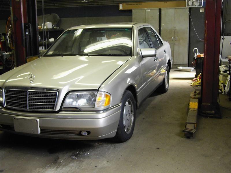 1994 mercedes benz mercedes cclass suspension steering for 1994 mercedes benz c220