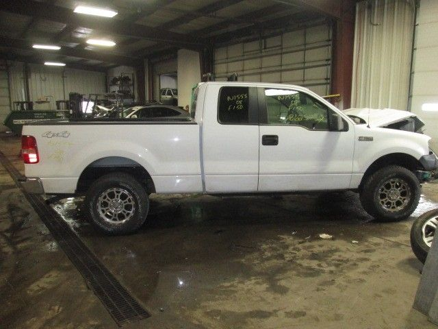 2004 ford truck f150 interior f150 seat  front 202 GRY,CE,CLO,XL,EXT,MAN,BELT,B/NDS CL