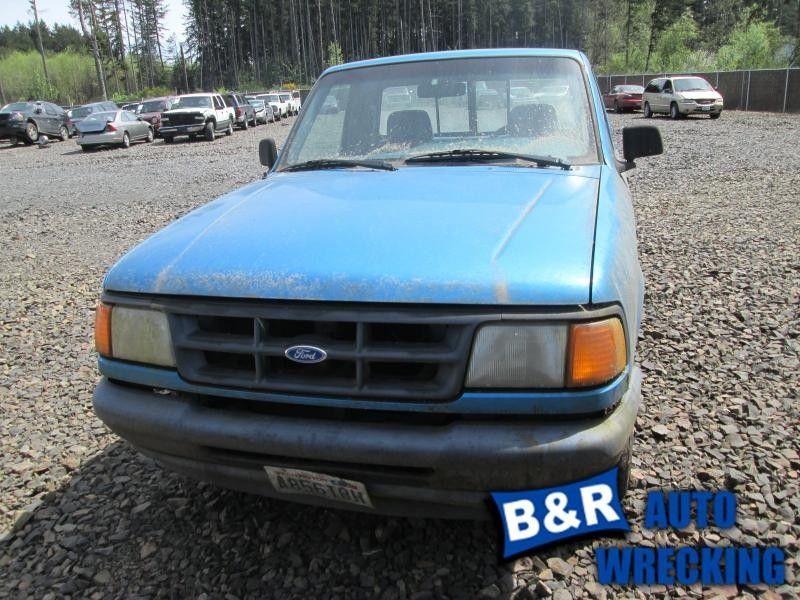 1990 ford truck bronco-ii suspension-steering bronco ii steering column |  238 XL,FLR,5MT,WKEY,BLU