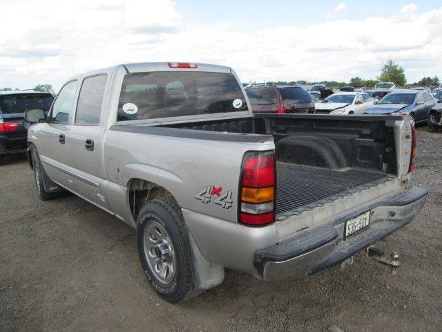Used 2006 Chevrolet Truck Silverado 2500 Pickup Interior Dash Pan