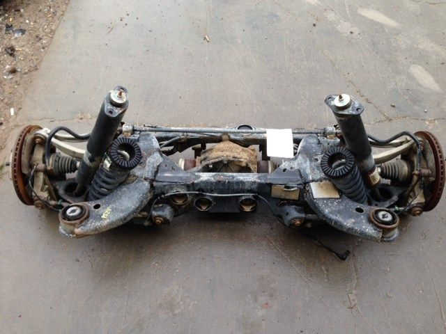 Used 2006 Dodge Charger Suspension Steering Independent