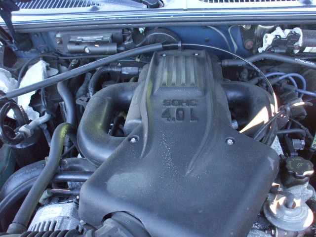 1997 ford explorer engine timing cover 6 245  4 0l   sohc 308 BLU,SPORT,4.0SC,01-11