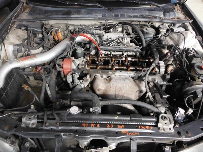 1995 Honda Prelude Interior Dash Panel W Air Bag Used Auto Parts Hollanderparts