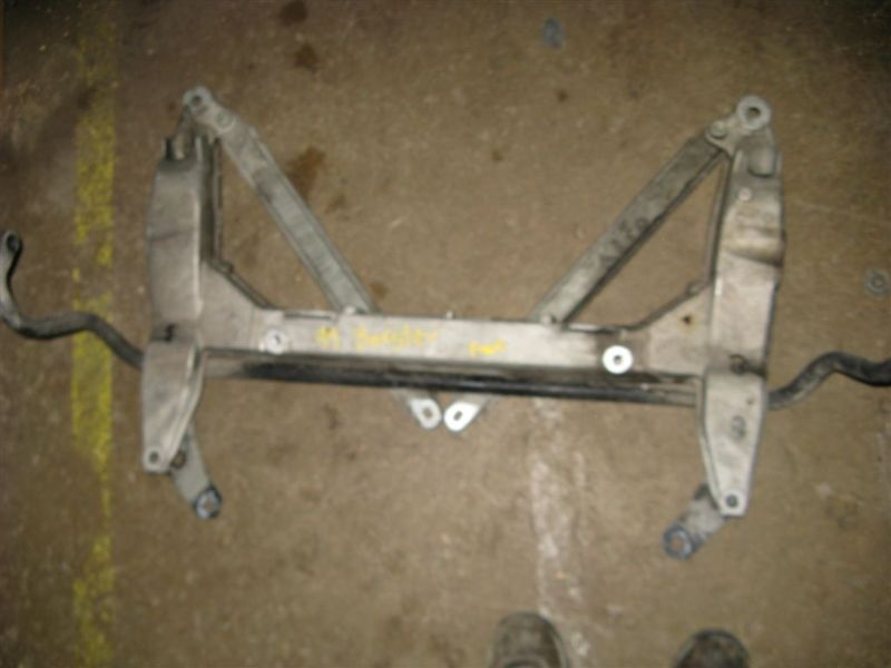 2002 porsche boxster suspension-steering suspension crossmember k frame rear  suspension   |  477 STRAIGHT