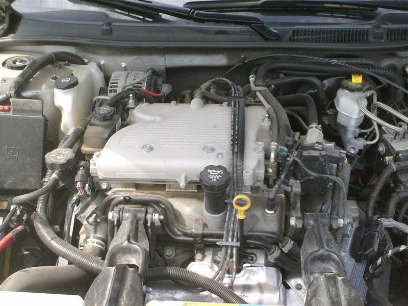 2006 chevrolet impala rear-body impala quarter panel assembly    160 SIL-944L,8D3,DAMAGED UNDER 190