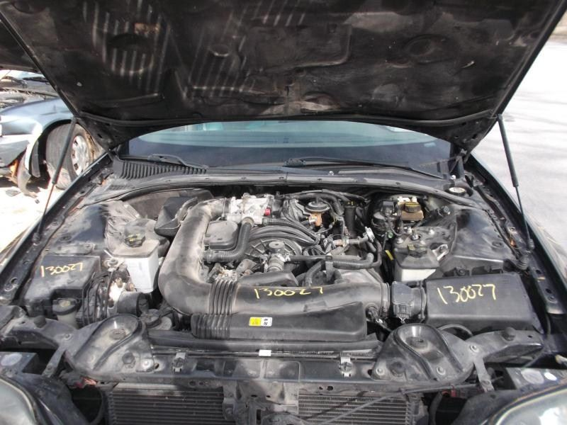 2001 lincoln linc-ls engine-accessories linc ls power steering pump motor |  553 LS,RWD