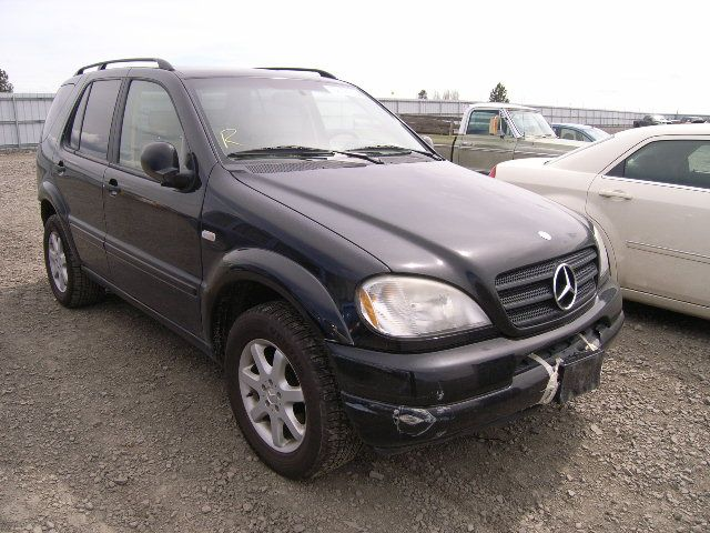 2000 mercedes-benz ml320 front body bumper reinforcement  front 163 type   ml320 and ml430 and ml55  107 CK-OK,8/12