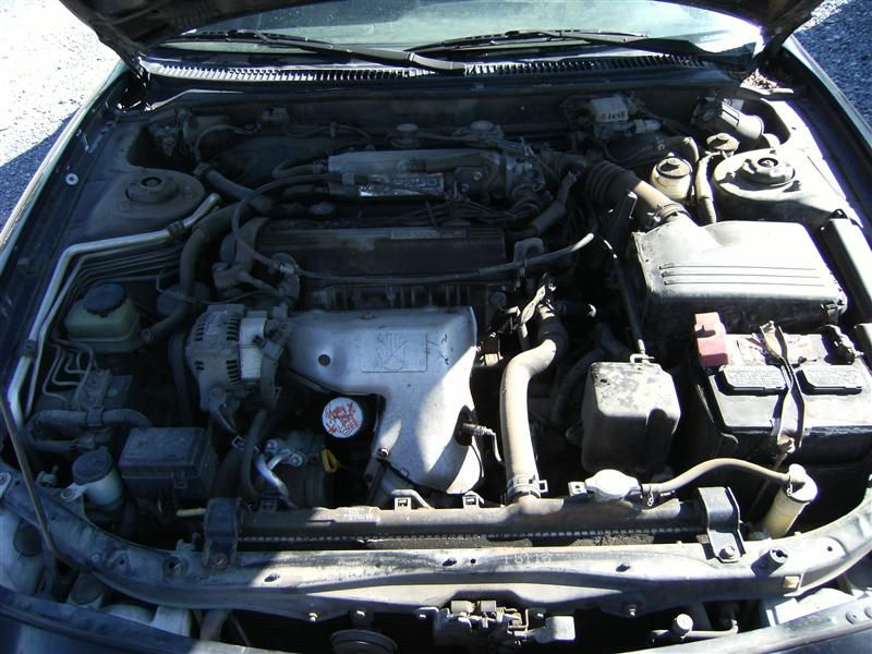 Used 1998 Toyota Rav4 Engine Oil Pan Oil Pan Part 482617