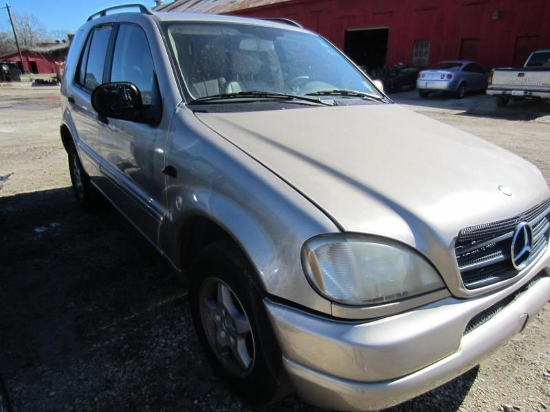 2001 mercedes benz ml320 front body 117 hood 117 58479a for Mercedes benz 2001 ml320 parts